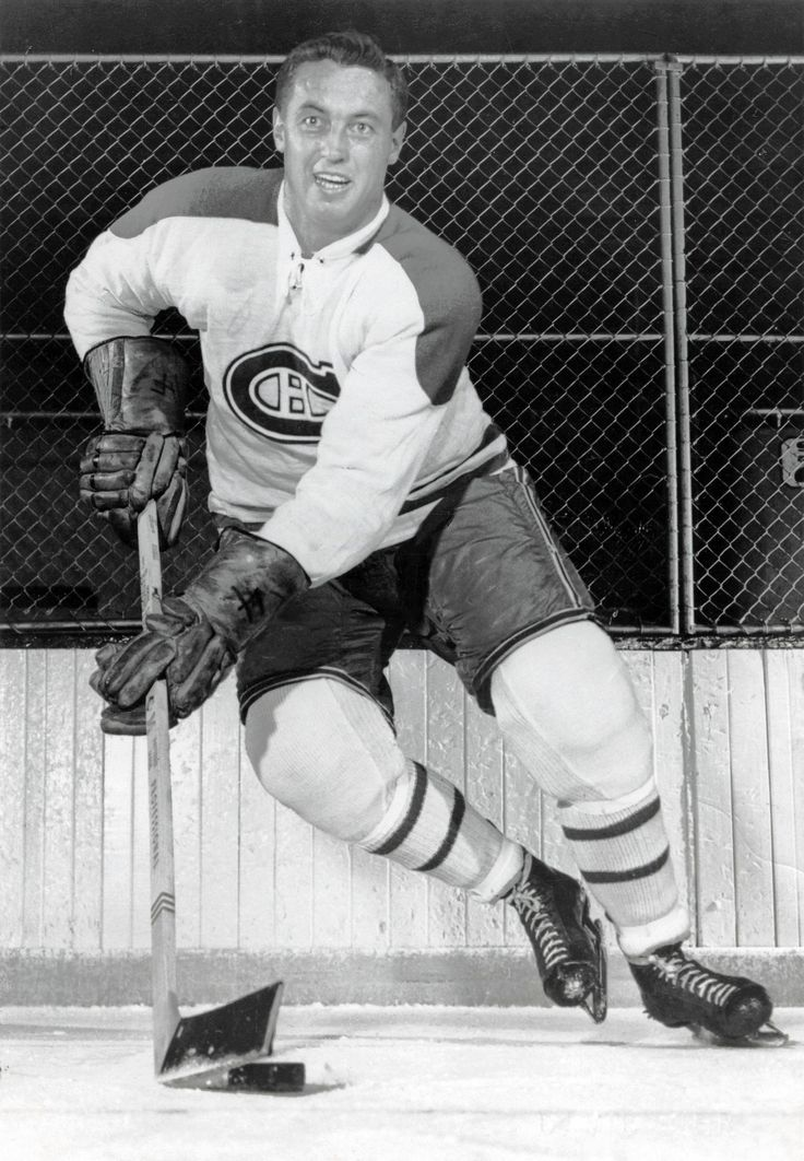Jean Beliveau, whose regal bearing and scoring prowess made him a symbol of the Montreal Canadiens and their long-gone days of hockey greatness, died Tuesday in Montreal, the club confirmed on its Twitter feed. Beliveau was 83 and had suffered a variety of health problems the last few years, including a stroke in 2012 and pneumonia earlier this year.