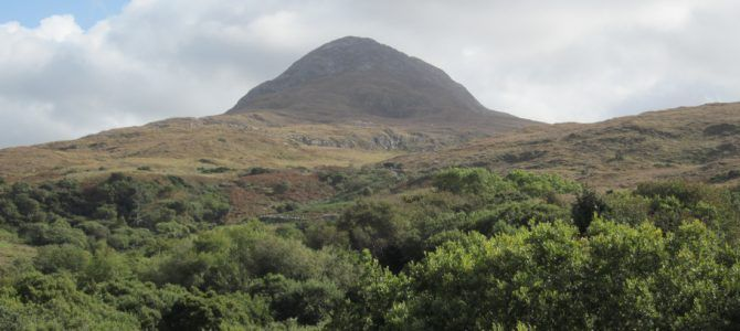 Un jour, une photo : Montagne du Connemara