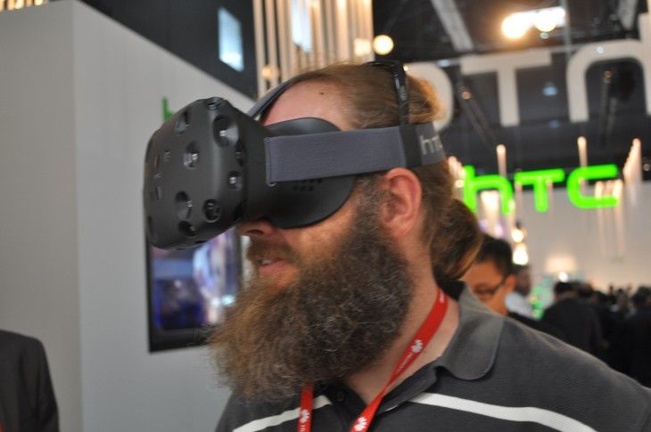 HTC Vive Australian hands-on: I've used the HTC Vive and I loved it.  HTC held what will most likely be their biggest event this year at Mobile World Congress, they announced their latest flagship smartphone, the HTC One M9, their fitness band, the HTC Grip and then surprised just about everyone by announcing a move into Virtual Reality space, announcing a VR Headset called the HTC Vive, powered by Valve's Steam VR platform. [READ MORE HERE]