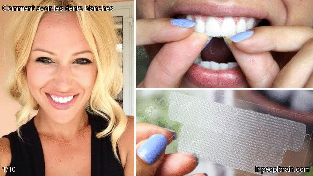 Comment avoir les dents blanches ? Apprenez à #blanchir vos #dents à la maison avec le kit de blanchiment Crest Whitestrip Supreme. Démonstration de l'application des bandes étape par étape http://beauteactive.com/demonstration-bandes-crest-whitestrips/ Consultez et créez des guides avec PeoplBrain.fr