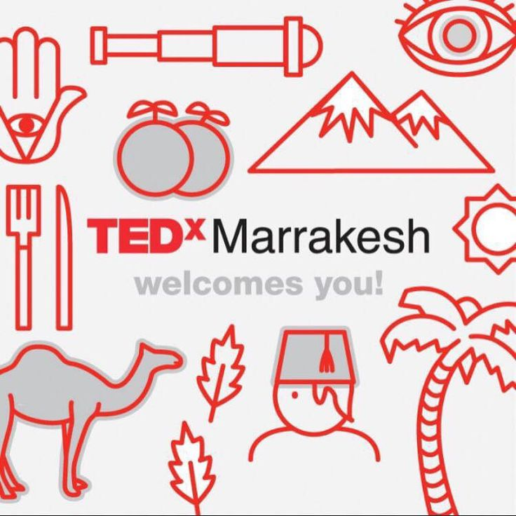 Red City PR client TEDxMarrakesh