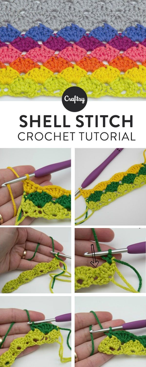 how to learn crochet step by step