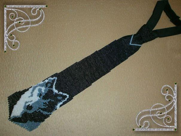галстук из бисера - Поиск в Google
