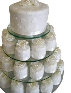 pasteles de Boda Minis