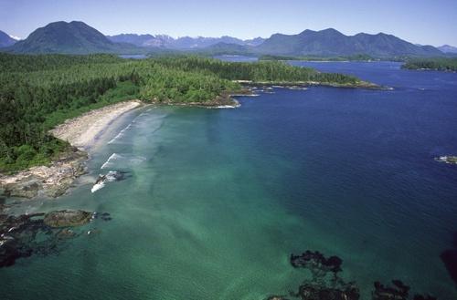 Vargas Island Provincial Park, Tofino on Vancouver Island