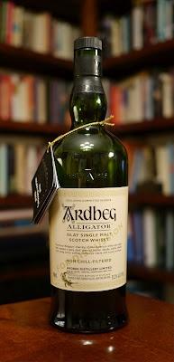 Ardbeg Alligator Committee Release* Scotch Whisky (750 ml gator-green bottle) ¦ Top!!!