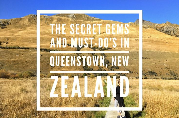 Whether you're doing a working holiday in Queenstown or you're just stopping in you can decide what you have enough time for but these are defo must sees/do's! Also some general tips on QT: 1. Para…