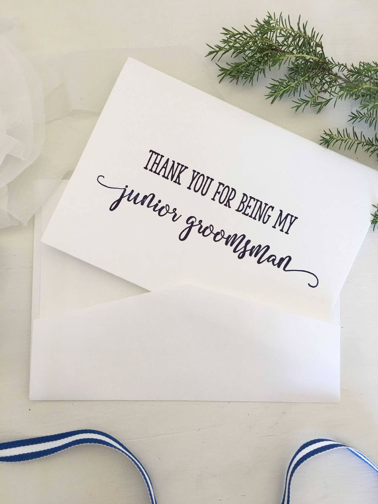 what to write in my bridal shower thank you cards%0A Junior Groomsmen  Gift Ideas  Junior Groomsman  Groomsmen Thank You Cards   Junior Groomsmen Gift  Groomsman Gift Box  Groomsman Card  Navy