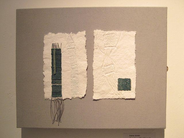 Helen Smith TX Creative Textiles exhibition 2012  