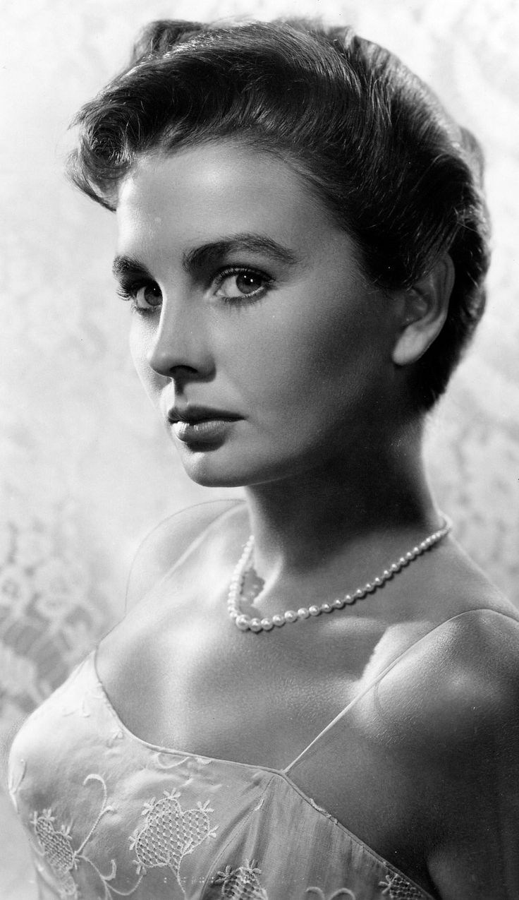 Gene Simmons | ♥ Golden Age of Hollywood ♥ | Jean simmons ...