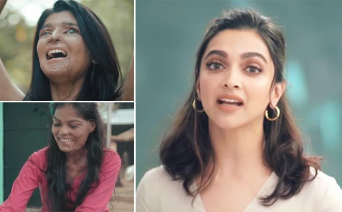 In The New Year Deepika Padukone Is Coming With Her Movie Chhapaak Trailer Of The Movie Has Been Released Recently She Movie Hollywood Deepika Padukone