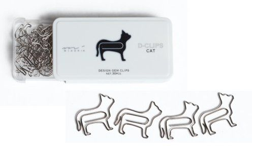 Paper clips.