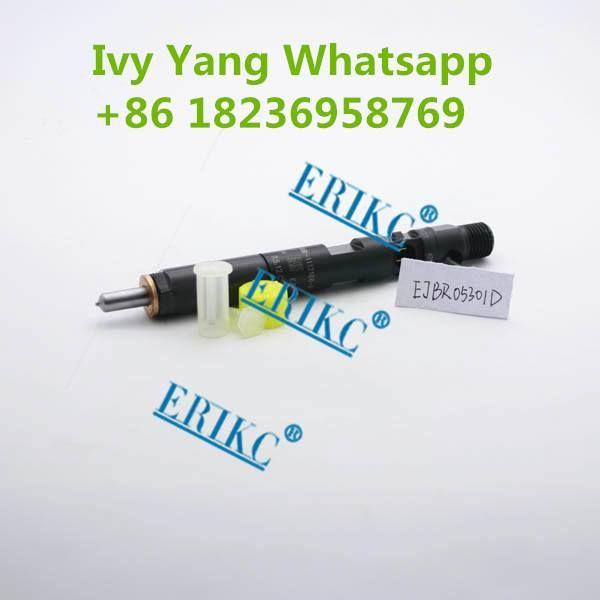 Common Rail Diesel Injector EJBR05301D EJBR06101D F50001112100011 F5000-1112100-011 F5000-1112000; In stock quick delivery. Welcome add whatsapp 86 18236958769 to inquiry now. Contact: Ivy Email: Ivy@liseronnozzle.com             crdi@foxmail.com