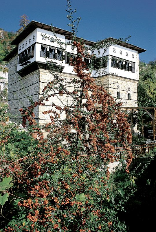 Traditional Mansion, Vizitsa village, Pelion Mt, Magnisia, HELLAS, Valeni Boutique Hotel