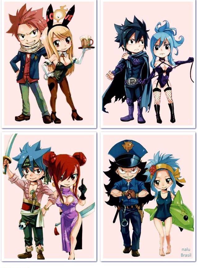 Jellal n erza Gita be the cutest. But wtf is up with Juvias outfit y'all a stripped girl ?