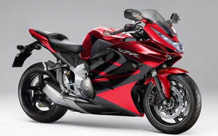 New Honda VFR800?  If so, I want one!