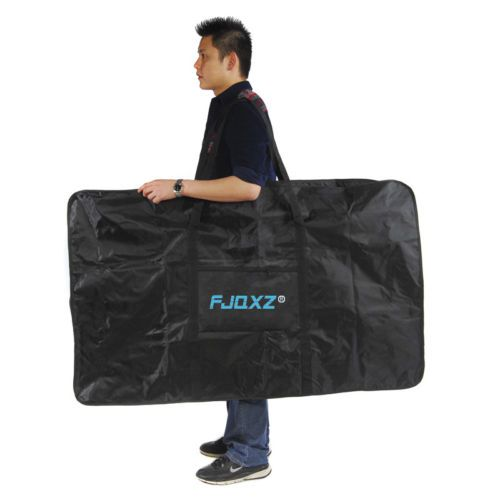 Bicycle Transport Oxford Bags Folding Bicycle Carrier Storage Bag Waterproof NEW