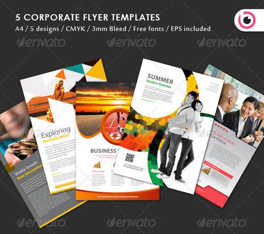 30 eye catching flyer templates creative flyer template