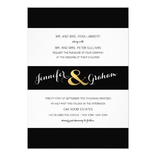 1164 best FORMAL WEDDING Invitations images on Pinterest Formal - Formal Invitation