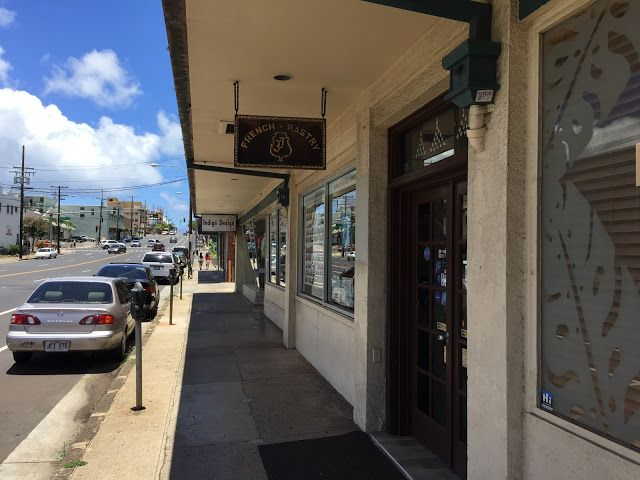 TASTE OF HAWAII: JJ'S BISTRO AND FRENCH PASTRY
