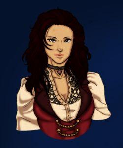 Nadine, Leiana