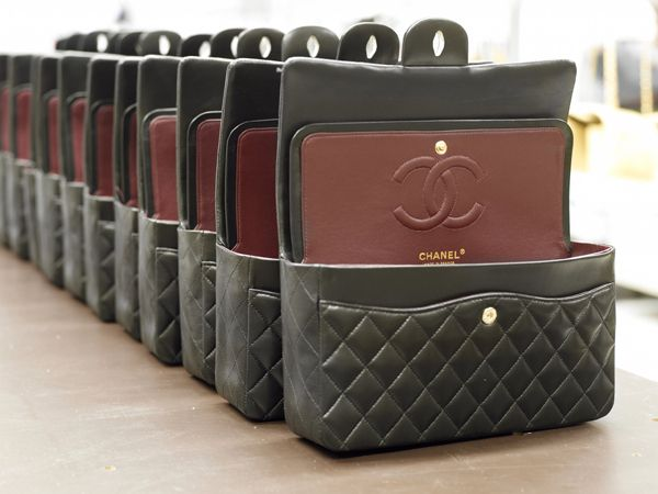 Go behind the scenes for the making of a Chanel Classic Flap Bag - PurseBlog