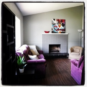 Benjamin moore in grey owl oc 52 home is where you live pinterest