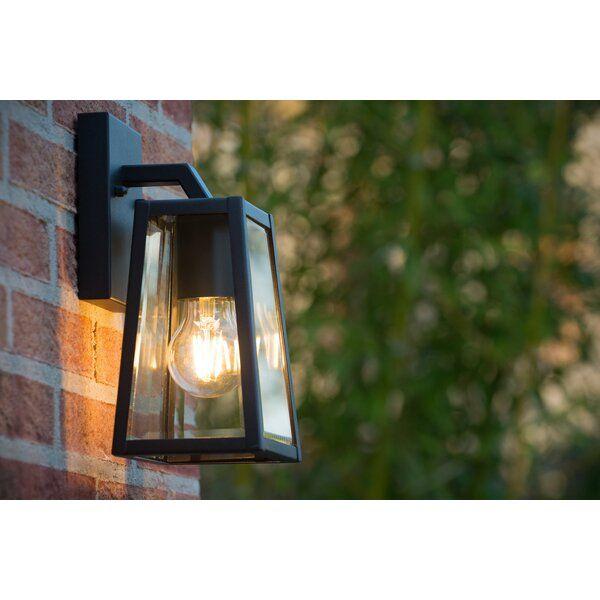 Matslot Outdoor Wall Lantern in 2020 | Outdoor wall lighting