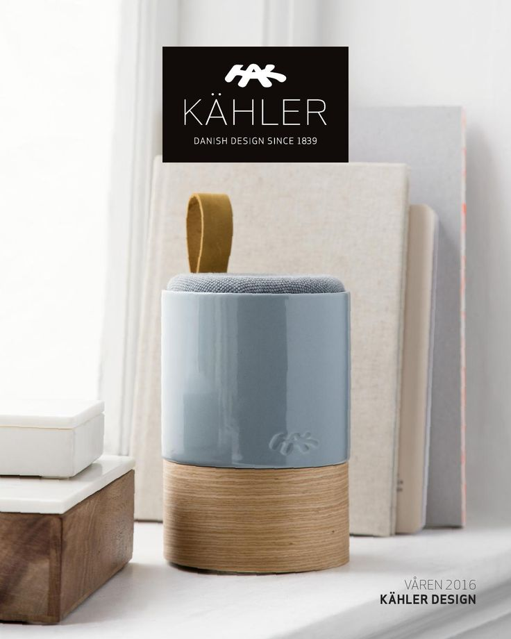 Kähler Design Våren 2016 (NO) by Kähler Design - issuu