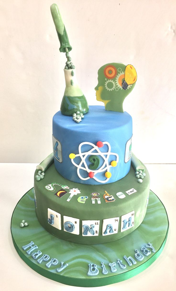 15 best chemistry cake ideas images on pinterest chemistry cake chemistry cake by nov 2016 gamestrikefo Choice Image