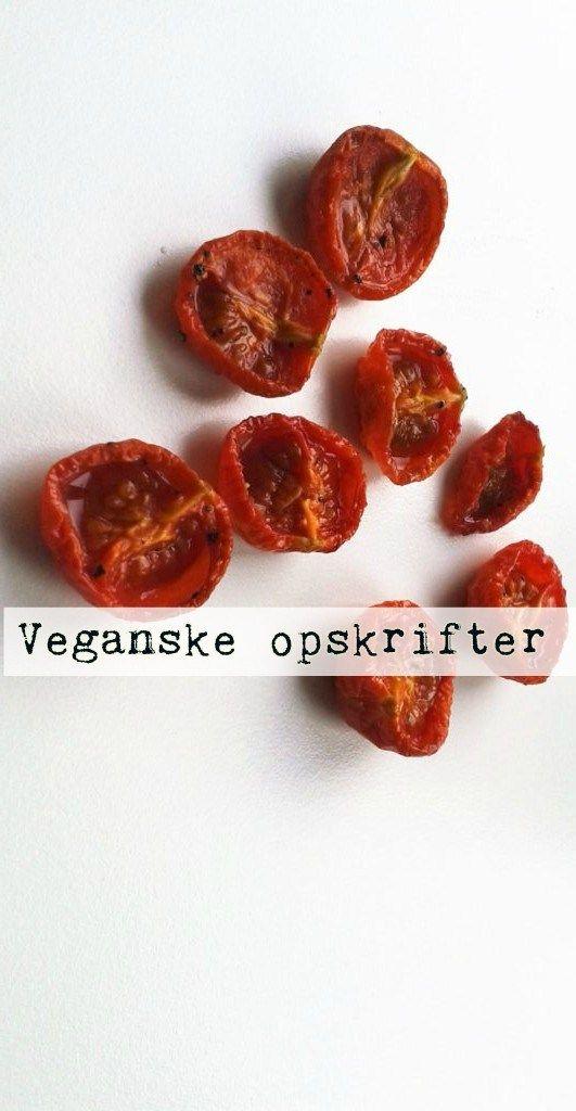 Alle veganske opskrifter på knaehoejkarse.dk <3