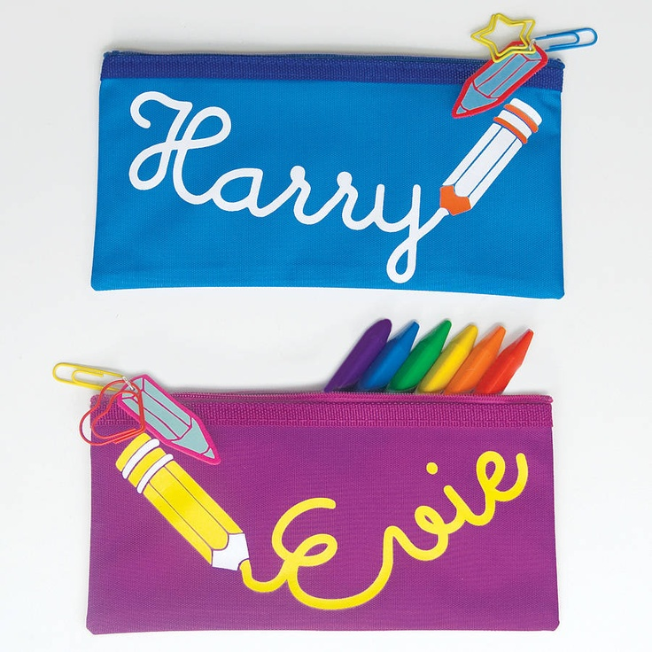 Personalized Pencil Cases $13.53