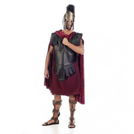 #Disfraz de #Romano #Imperial para #Hombre Si buscas un disfraz de Romano imperial para hombre adulto con tejidos de alta calidad, este traje fabricado en España te encantará. Un disfraz que te hará destacar en tu fiesta de disfraces por la calidad de sus materiales y confección.