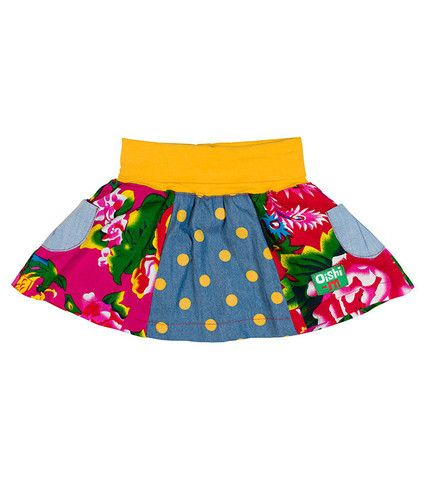 Pixie Mu Skirt http://www.oishi-m.com/collections/whats-new/products/pixie-mu-skirt Funky kids designer clothing
