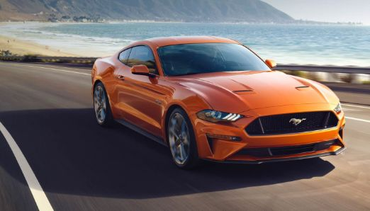2018 Ford Mustang Design