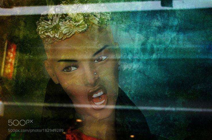Schaufensterpuppe by Willibi