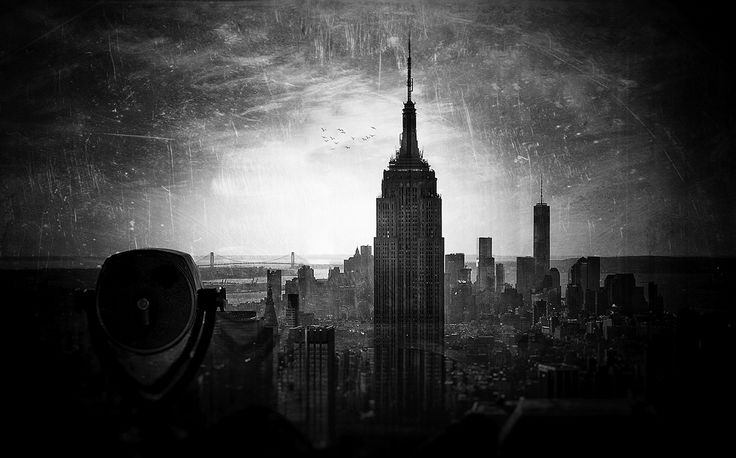 New+York+Cityscape,+edited+on+iPhone……