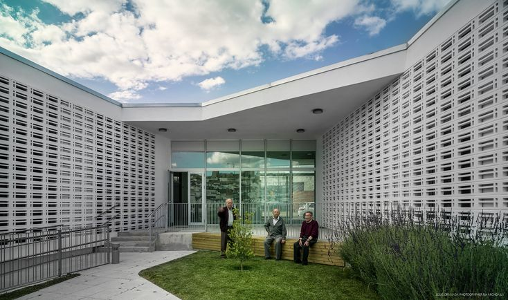 Day-Care Center for Elderly People,© Jesús Granada
