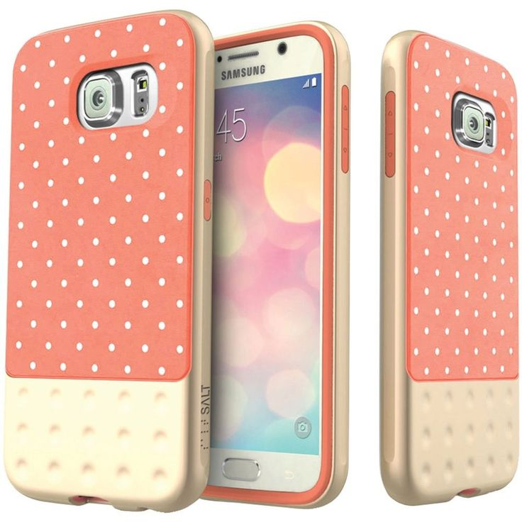Caseology Samsung Galaxy S 6 Riot Series Case (pink) #CASEOLOGY