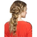 Fun Ponytails - Triple Barrel Styles - Seventeen