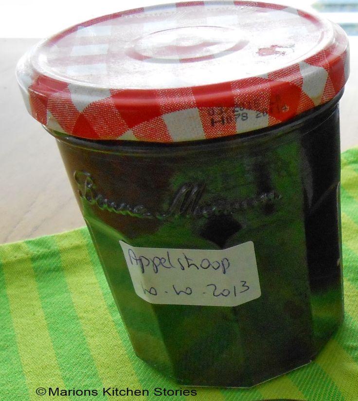 Marions Kitchen Stories: Zelf appelstroop maken