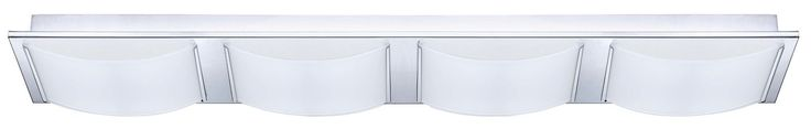 Aleen 4-Light Outdoor Flush Mount