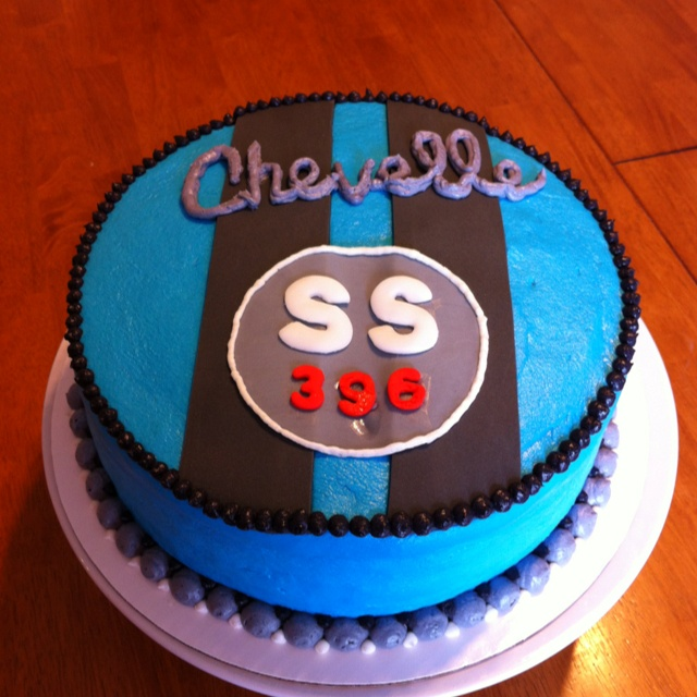 Chevelle Cake Done Pinterest Cakes