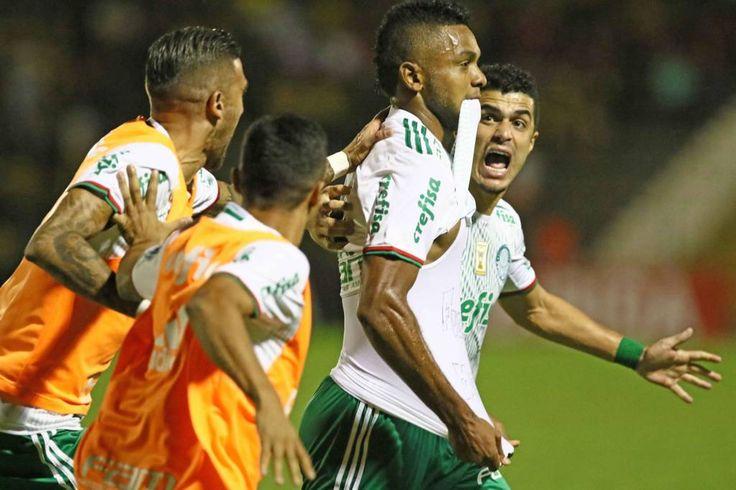 Palmeiras 3 x 1 Novorizontino - Eduardo ressalta empenho de Borja para findar jejum de gols - Gazeta Esportiva