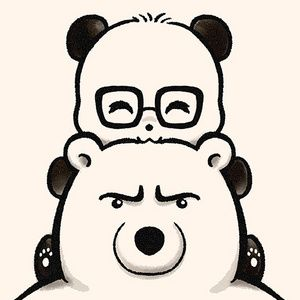 Check out the comic Panda And Polar Bear :: Close To Your Heart