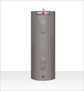 Chauffe-eau Rheem PRO, modèle E60T2CN90      Capacité: 60 gallons     Puissance: 4500 Watts     Voltage: 240 volt     Garantie:     9 ans – Perforation     9 ans – Éléments     9 ans – Thermostat     1 an – Installation