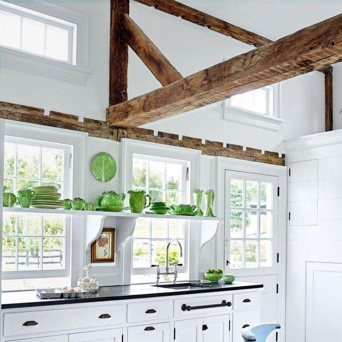 Kitchen Window Shelf