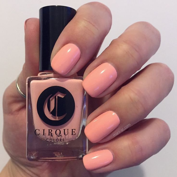 Cirque Colors - Lox And Sable