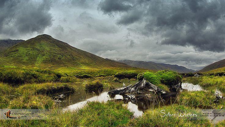 Scotland Loch Cluanie