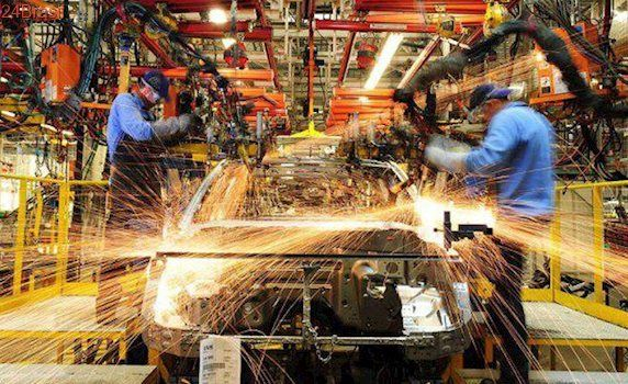 Produção industrial é a maior para o mês desde 2011